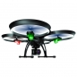 [U818A Plus]  2.4G 6 Axis Gyro 4CH RC Quadcopter with HD Camera (FPV REAL-TIME)