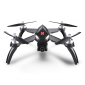 [MJX B5W] Bugs 5W - FPV RC Quadrocopter mit GPS Positioning 5G WIFI Camera und Brushless Motor