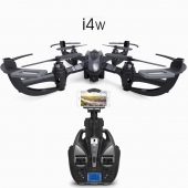 [I4W] 2.4G 6 Axis Gyro 4CH RC Quadcopter with Camera(FPV REAL-TIME)