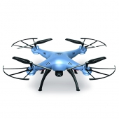[X5HW]2.4G RC UFO With FPV Real-time and Wifi camera 33*33*11cm