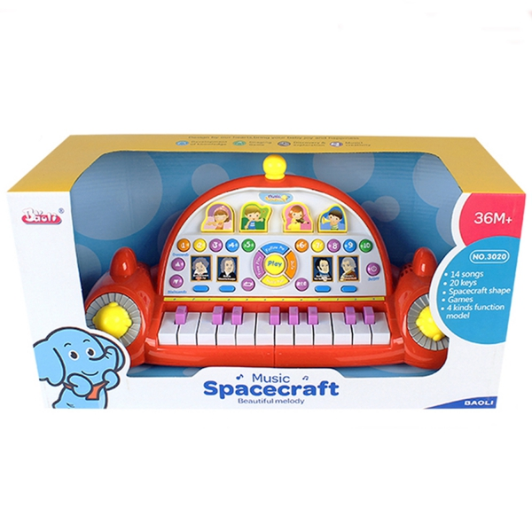 [3020]Beautiful Melody Music Spacecraft